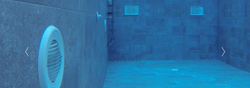 piscina placata cu gresie